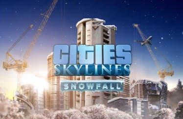 Snowfall, la nueva expansión de Cities Skylines