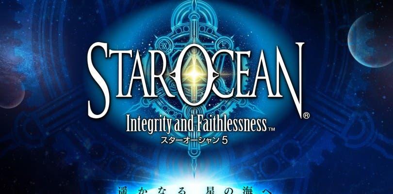 Nuevos detalles de Star Ocean 5: Integrity and Faithlessness
