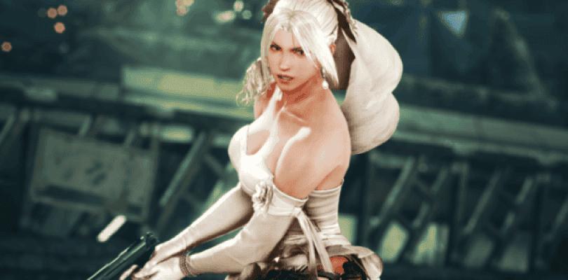 Nina Williams se une a Tekken 7