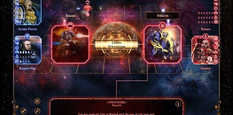 Nuevo tráiler de Talisman: The Horus Hersey