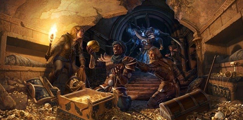 El Gremio de Ladrones llega a las versiones de consola de The Elder Scrolls Online