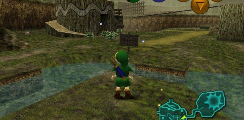 Un jugador ciego termina The Legend of Zelda: Ocarina of Time