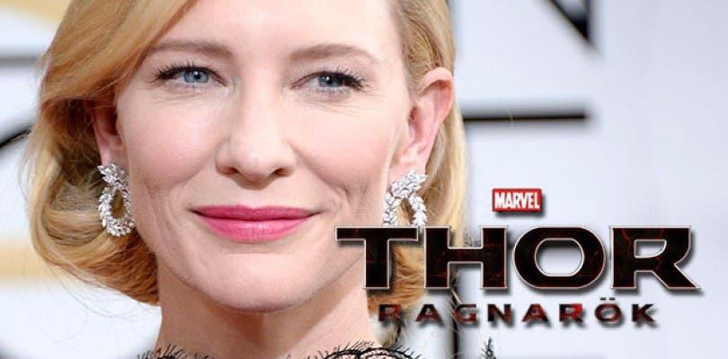 Rumoreado el posible papel de Cate Blanchett en Thor: Ragnarok
