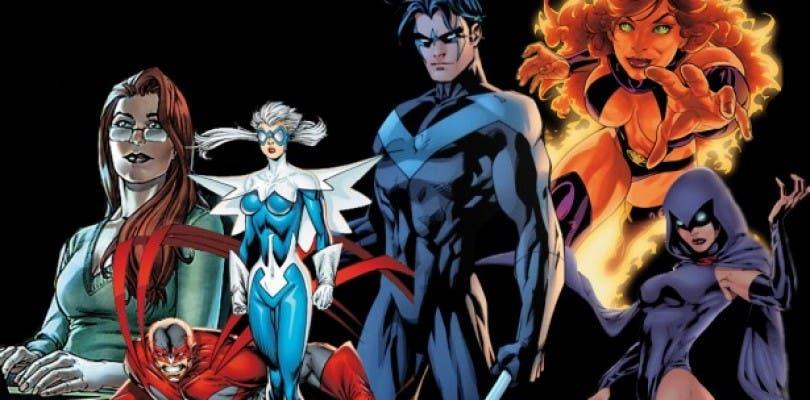 Powerless, la sitcom de DC Comics, recibe luz verde pero Titans se cancela