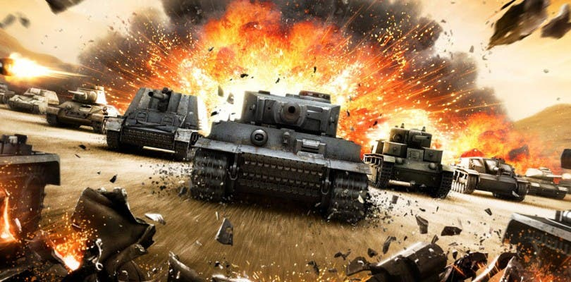 Ya está aquí la actualización 9.15 de World of Tanks en PC