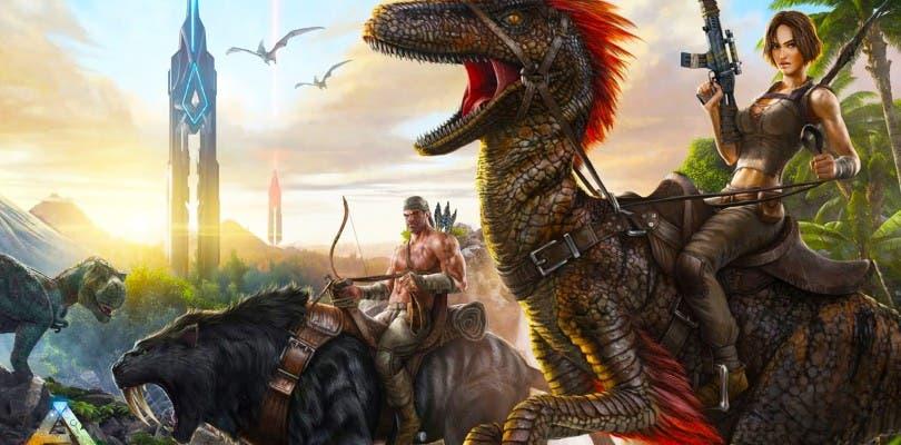 Nuevos dinosaurios y alcohol entre las novedades del Ark: Survival Evolved para Xbox One