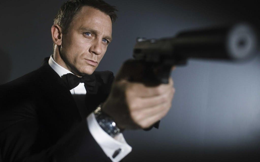 Areajugones Daniel Craig James Bond 2