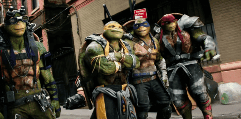 Tráiler final de Ninja Turtles: Fuera de las Sombras
