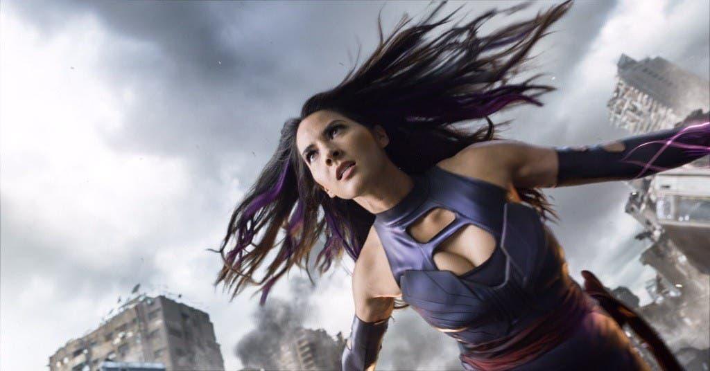 Areajugones Psylocke X-Men Apocalipsis