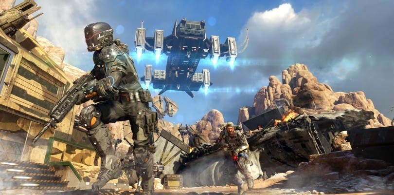Call of Duty: Black Ops 3 recibe una nueva actualización multijugador