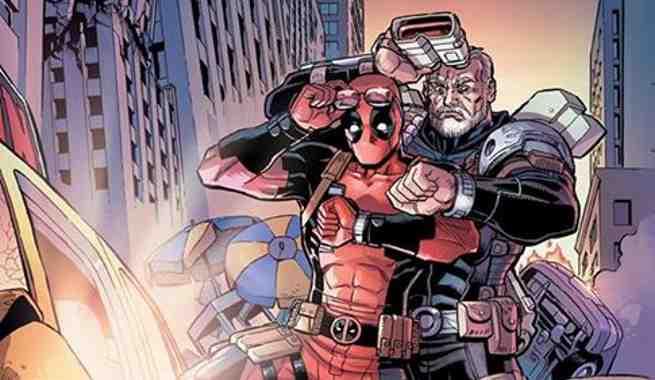 Cable 2 Deadpool
