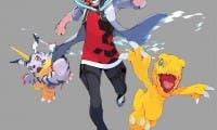 Nuevas capturas de pantalla de Digimon World: Next Order