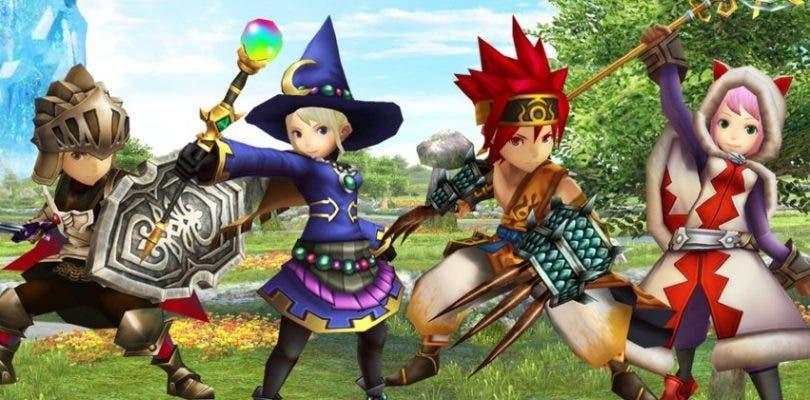 Square Enix pone en oferta varios títulos en las eShops de Nintendo