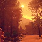 Olly Moss, artista en jefe de Firewatch, trabajará con Valve