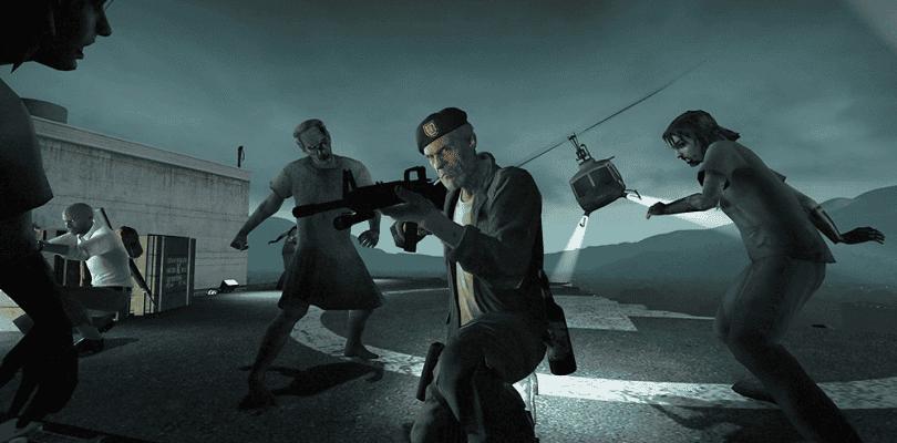 Left 4 Dead 2 se suma a los retrocompatibles de Xbox One