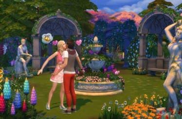 Los Sims 4 presentan Jardín Romántico, su nuevo pack de expansión