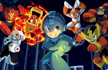 Capcom TV muestra en gameplay Megaman Legacy Collection