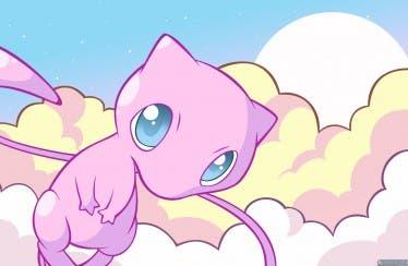 The Pokémon Company distribuye un teaser dedicado a Mew