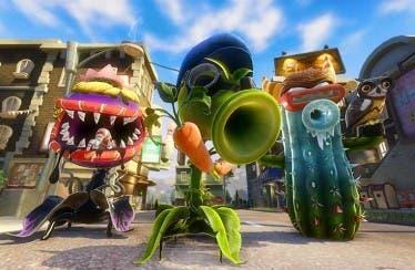 Electronic Arts muestra en un tráiler los nuevos mapas de Plants vs. Zombies: Garden Warfare 2