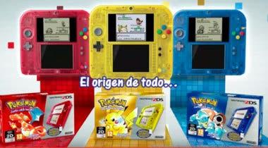 Imagen de Los Pokémon clásicos llegarán a la eShop en 3 idiomas