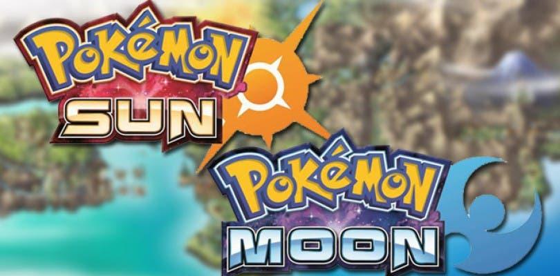 Nuevas noticias de Pokémon Sol/Luna la próxima semana
