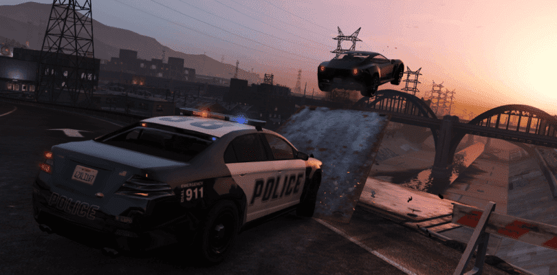 Los coches autónomos aprenden de Grand Theft Auto V