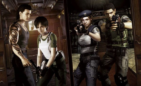 Resident Evil Origins Collection análsis 1