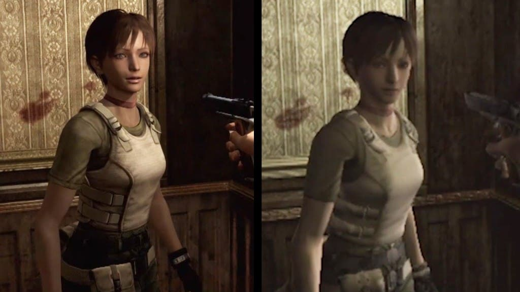 Resident Evil Origins Collection análsis 10