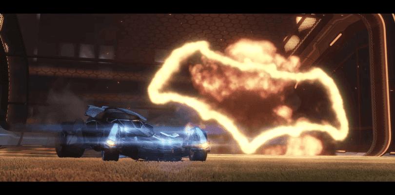 El DLC de Batman v Superman ya ha llegado a Rocket League