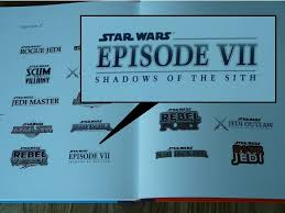 Star Wars Episodio VII Shadows of the Sith (2)