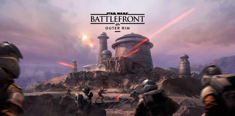 Star Wars Battlefront: Borde Exterior podría ser lanzado el día 22 de marzo
