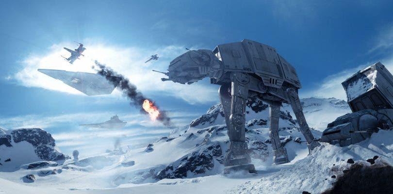Nuevo Battlefront y nuevo juego de Star Wars en 2018
