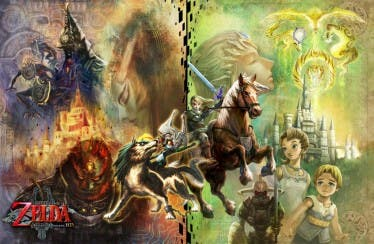 Nintendo muestra una comparación entre versiones de The Legend of Zelda: Twilight Princess