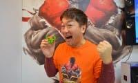 [Vídeo] Entrevistamos a Yoshinori Ono, productor de Street Fighter V