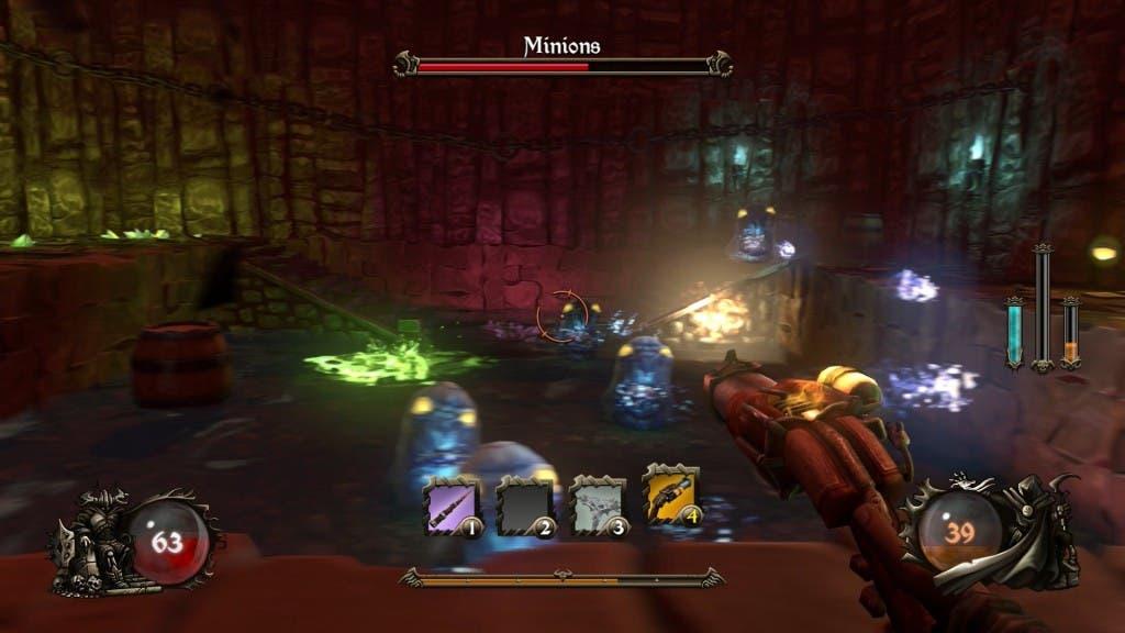 Ziggurat PlayStation 4 Análisis Milkstone