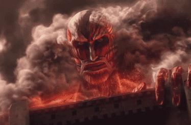 Espectacular intro cinemática de Attack on Titan