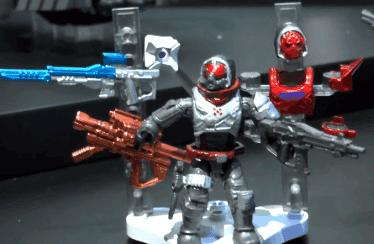Activision sacará al mercado una nueva línea de juguetes de Destiny