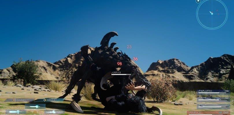 El director de Final Fantasy XV quiere igualar a Final Fantasy VII en algunos aspectos
