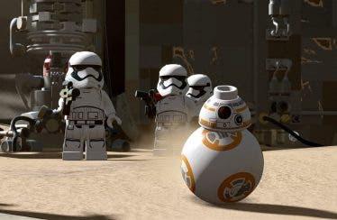 El simpatico BB-8 protagoniza el nuevo tráiler de LEGO Star Wars