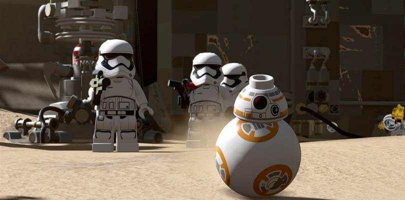Anunciado oficialmente LEGO Star Wars: El Despertar de la Fuerza