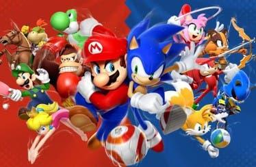 Mario & Sonic en los Juegos Olímpicos: Río 2016 muestra algunas de sus novedades en tráiler
