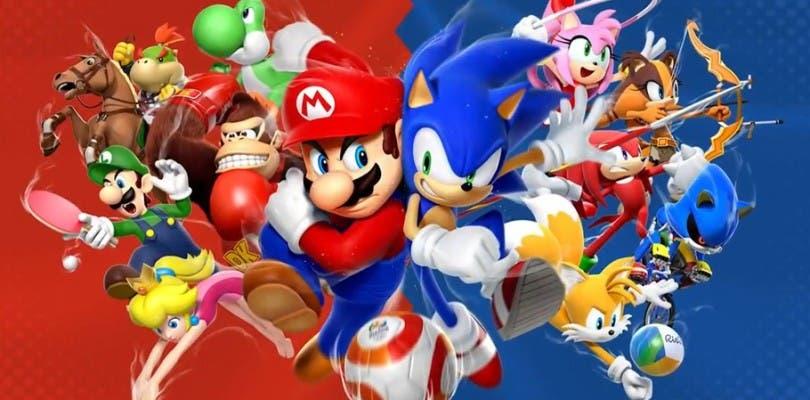 Anunciada la fecha de lanzamiento en Europa de Mario & Sonic en los Juegos Olímpicos: Río 2016