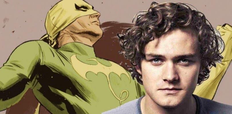 Finn Jones confirmado oficialmente como Puño de Hierro en Marvel's Iron Fist