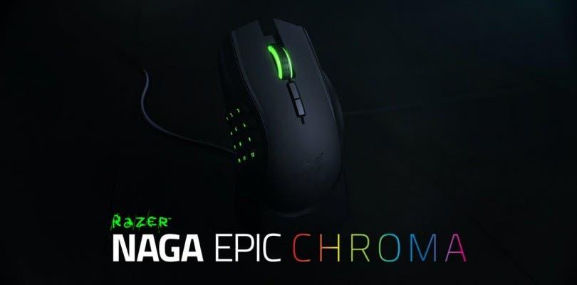Análisis Razer Naga Epic Chroma