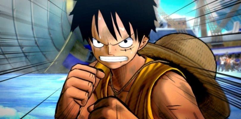 Ya disponible en Occidente la demo de One Piece: Burning Blood