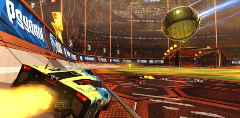 Rocket League se actualiza en todas las plataformas