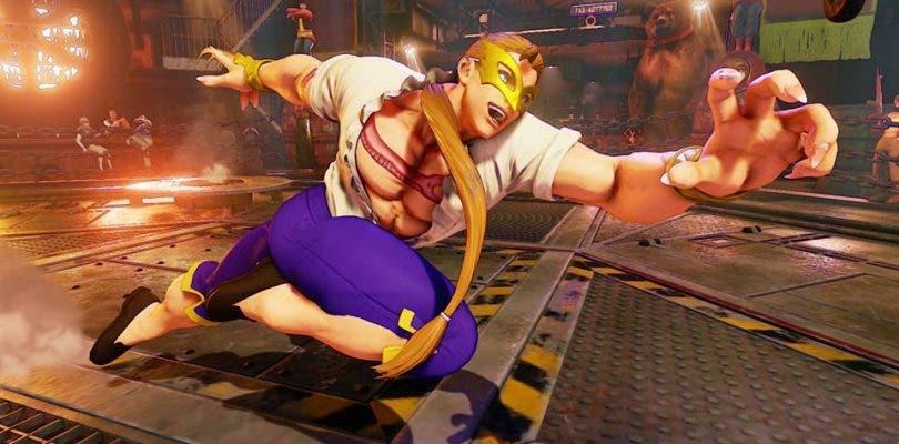 Capcom retrasa el nuevo luchador de Street Fighter V