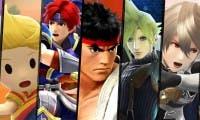 Nuevo tráiler de Super Smash Bros. muestra todos los personajes adicionales disponibles