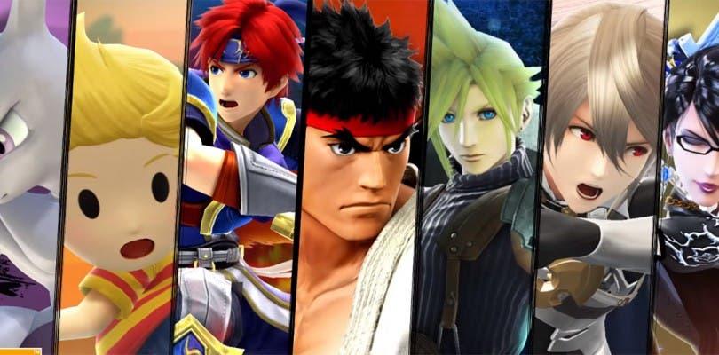 Reggie Fils-Aime podría haber confirmado Smash Bros. para Switch