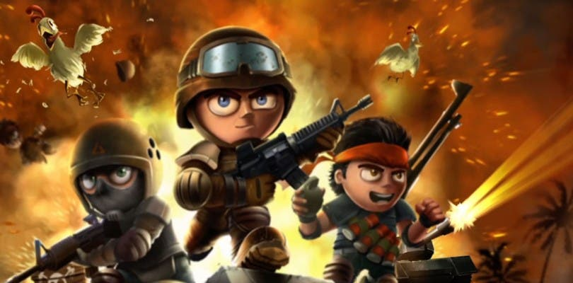Tiny Troopers Joint Ops XL para Switch ya cuenta con fecha